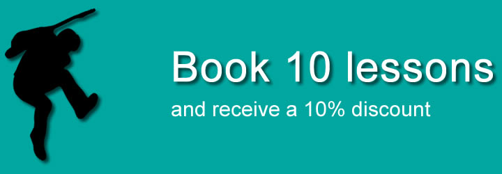 Book 10 lessons and receive a 10% discount - Music Tuition Studio