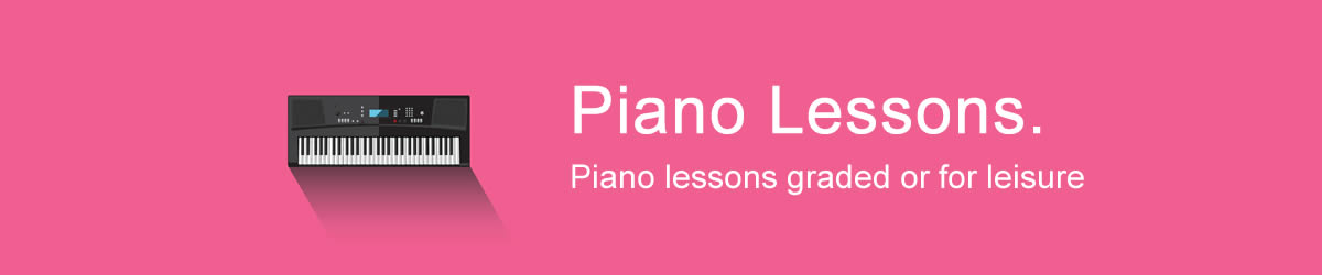 Piano Lessons - Music Tuition Studio
